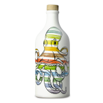 "Huile d'Olive ""Poulpe"" Fruitée Intense ""Muraglia"" 500 ml"