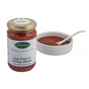 Sauce Tomate à la truffe blanche  Dalmasso 280 GR