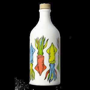 """Huile d'Olive """"Soupion"""" Fruitée Intense """"Muraglia"""" 500 ML"""