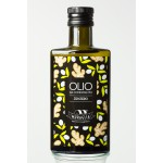 Huile d'Olive Extra Vierge au Gingembre  250 ML