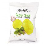 Chips au pesto 45 GR