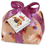 """Panettone """"EMBALLAGE MAIN"""" MARRON GLACE 1 KG"""