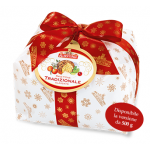 "Panettone  ""EMBALLAGE MAIN"" TRADITIONNEL  1 KG"
